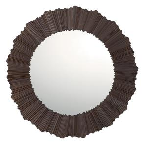 29.5 Inch Round Decorative Mirror