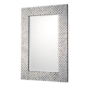"35"" Rectangular Mirror"