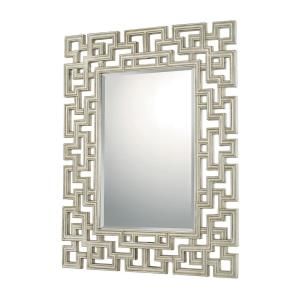 44.75 Inch Rectangular Decorative Mirror