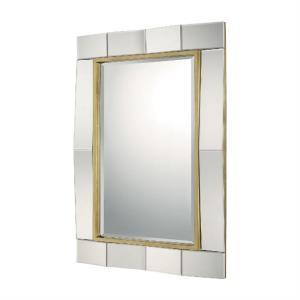 """45"""" Rectangular Decorative Square Mirror"""