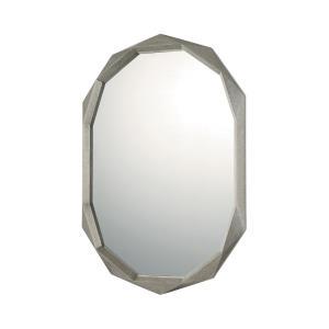 "42.5"" Oval Decorative Mirror"