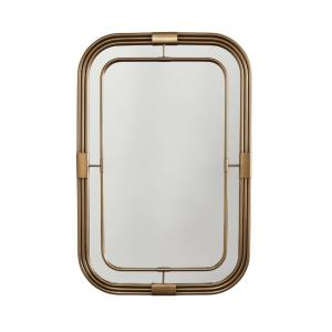 42.25 Inch Rectangular Decorative Mirror