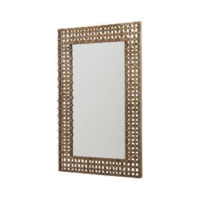 40 Inch Rectangular Decorative Mirror