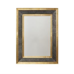 27 Inch Metal Frame Mirror