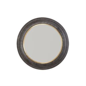 32 Inch Metal Frame Mirror - in Urban/Industrial style - 32 high by 32 wide