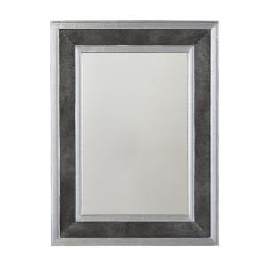 36 Inch Metal Frame Mirror