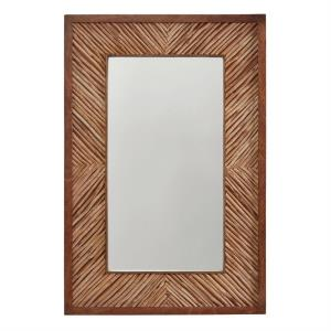 36 Inch Rectangular Decorative Mirror - in Transitional style - 24 high by 36 wide