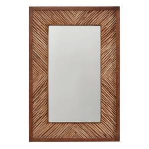 36 Inch Rectangular Decorative Mirror