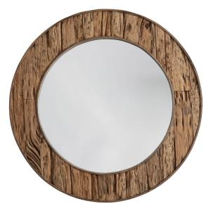 33.5 Inch Round Decorative Mirror