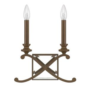 Alexander - 2 Light Wall Sconce