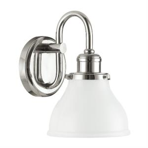 Baxter - 1 Light Wall Sconce - in Urban/Industrial style - 6.5 high by 10 wide