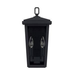 """Donnelly - 14.75"""" Two Light Outdoor Wall Lantern"""