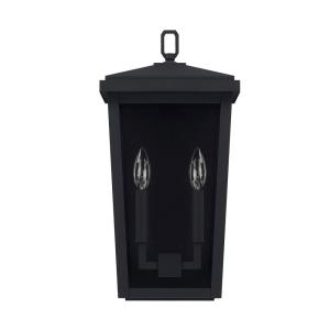 "Donnelly - 17.75"" Two Light Outdoor Wall Lantern"