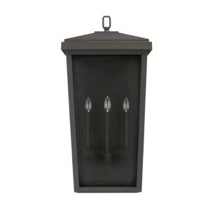 Donnelly - 32 Inch Outdoor Wall Lantern Transitional Approved for Wet Locations - in Transitional style - 16 high by 32 wide