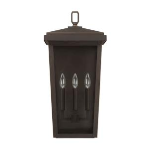 Donnelly 24 Inch Outdoor Wall Lantern Transitional Approved for Wet Locations