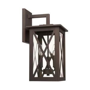 Avondale 19 Inch Outdoor Wall Lantern Transitional Approved for Wet Locations