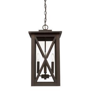 Avondale - Four Light Outdoor Hanging Lantern