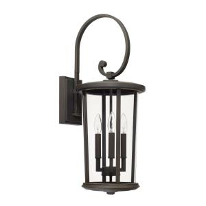 Howell 26.25 Inch Outdoor Wall Lantern Transitional Approved for Wet Locations
