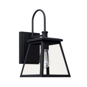 Belmore - 14.5 Inch Outdoor Wall Lantern Transitional Approved for Wet Locations - in Transitional style - 7.5 high by 14.5 wide