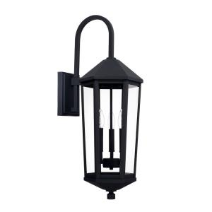 Ellsworth 28.75 Inch Outdoor Wall Lantern  Approved for Wet Locations
