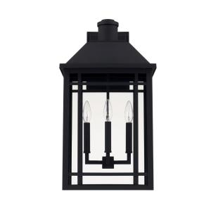Braden 23 Inch Outdoor Wall Lantern  Approved for Wet Locations