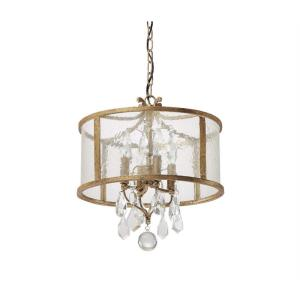 Blakely - 4 Light Pendant - in Transitional style - 15 high by 16.5 wide