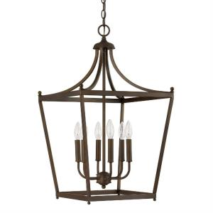 Stanton - 6 Light Foyer - in Transitional style - 16.75 high by 29 wide