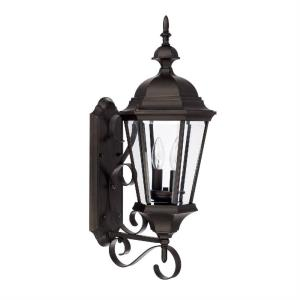 Carriage House - 2 Light Outdoor Wall Mount