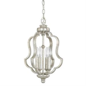 Blair - 4 Light Foyer - in Transitional style - 12 high by 18.5 wide