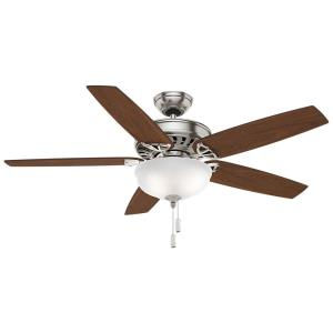 Concentra Gallery 5 Blade 54 Inch Ceiling Fan with Pull Chain Control