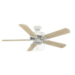 "Panama - 54"" Ceiling Fan with Light Kit"