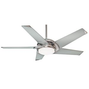 Stealth 5 Blade 54 Inch Ceiling Fan with Wall Control