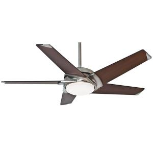 Stealth DC 5 Blade 54 Inch Ceiling Fan with Integrated Control System