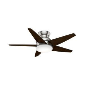 Isotope 5 Blade 44 Inch Ceiling Fan with Wall Control