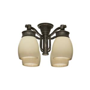 Accessory - Four Light Outdoor Fixture