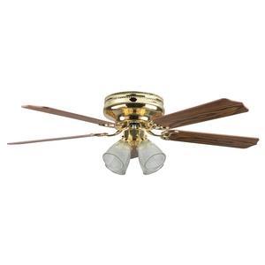 Montego Bay - 52 Inch Deluxe Fan W/ 4Light Kit