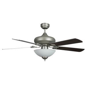 Valore - 52 Inch Quick Connect Fan W/3 Light Kit
