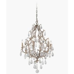 Amadeus - Six Light Chandelier