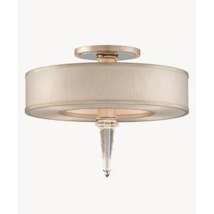 Harlow - Eight Light Semi-Flush Mount