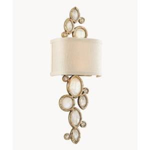 Fame  and  Fortune - Two Light Wall Sconce