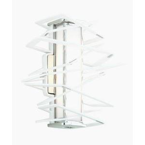 Tantrum - 11 Inch 9.6W 8 LED Wall Sconce