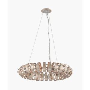 Recoil - Twelve Light Pendant