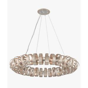 Recoil - Fourteen Light Pendant