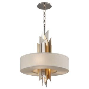 Modernist - Four Light Small Pendant