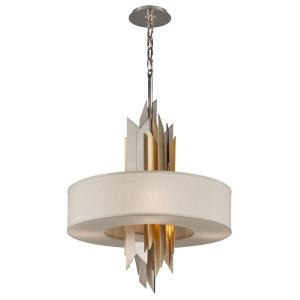 Modernist - Six Light Medium Pendant