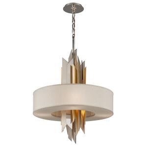 Modernist - Six Light Medium Pendant