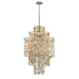 Ambrosia - Eleven Light Large Entry Pendant