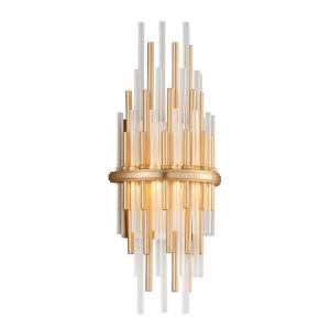 """Theory - 17"""" 12W 1 LED Short Wall Sconce"""