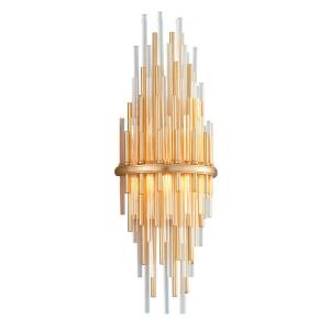 "Theory - 22"" 12W 1 LED Tall Wall Sconce"