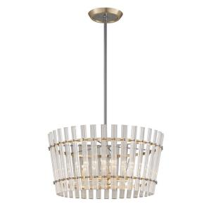 Sauterne - Six Light Dining Pendant